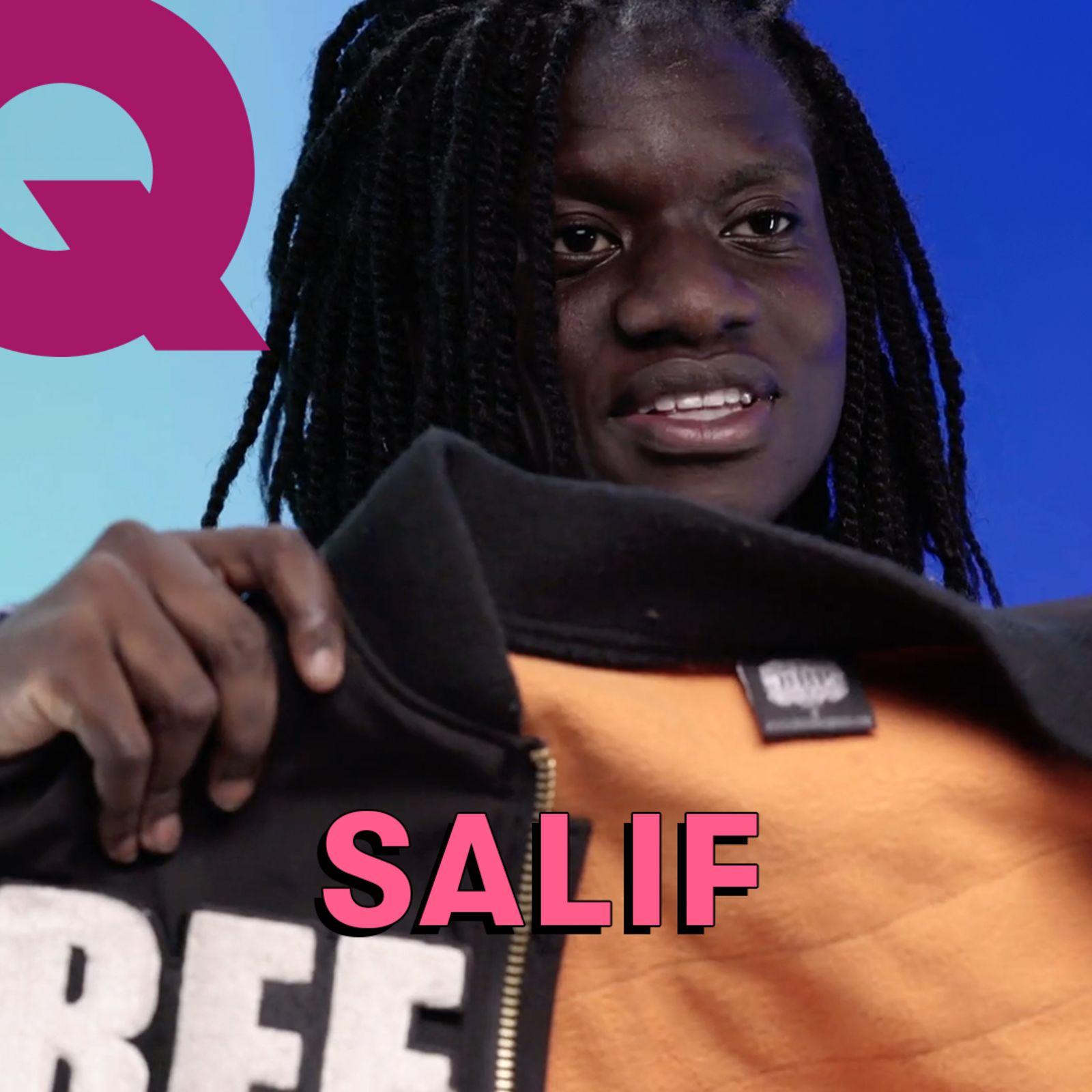 Les 10 Essentiels de Salif Gueye (Jordan, NBA et gyroroue)
