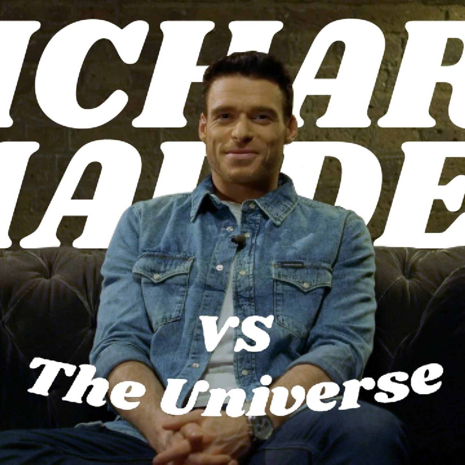 Richard Madden answers the questions fans really want to know   Vs The Universe   British GQ