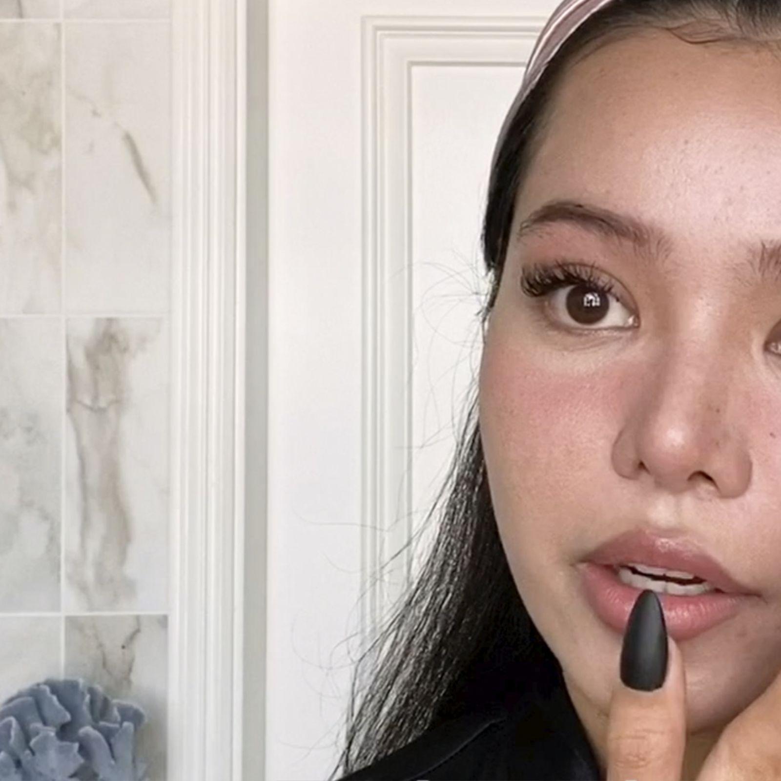 Bella Poarch y su particular rutina de maquillaje para Tiktok