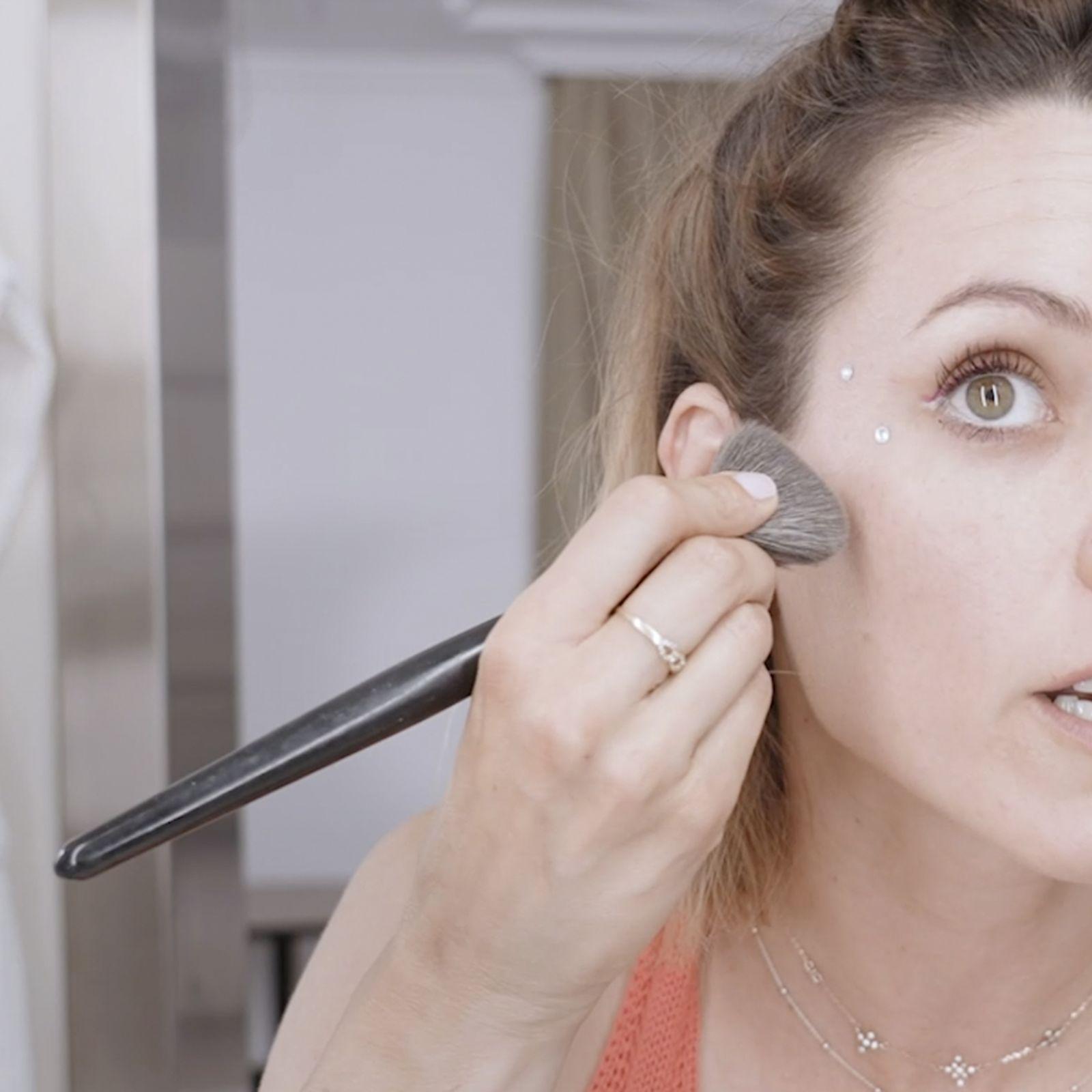 Un maquillaje creativo por Maggie Civantos