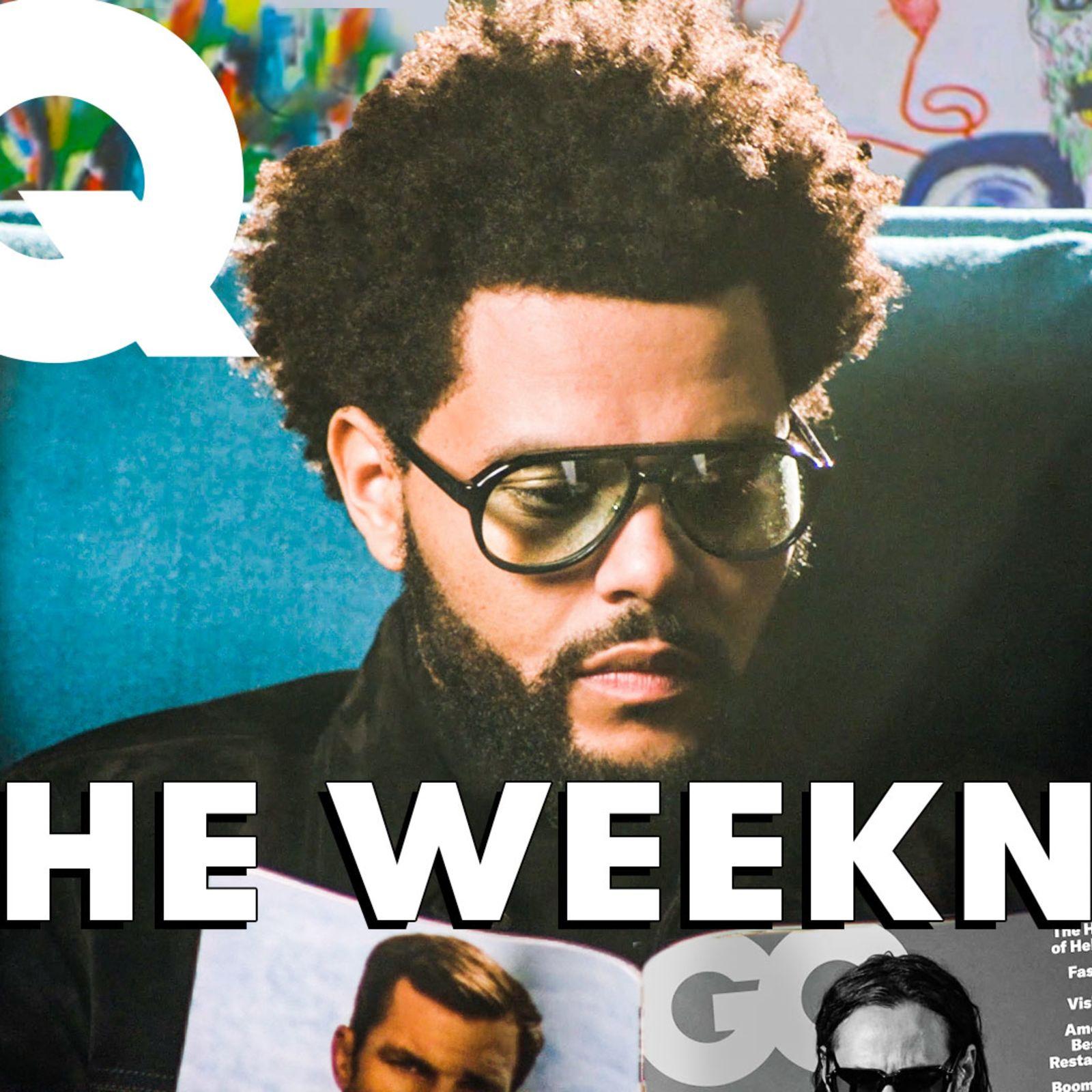 The Weeknd lit GQ jusqu'à extinction des feux