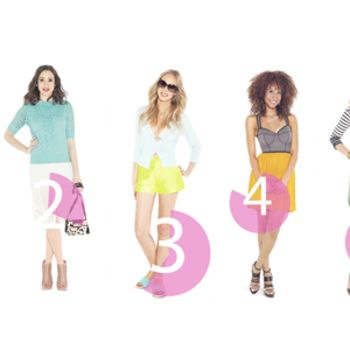 5 Summer Date-Night Outfit Ideas in 60 Seconds