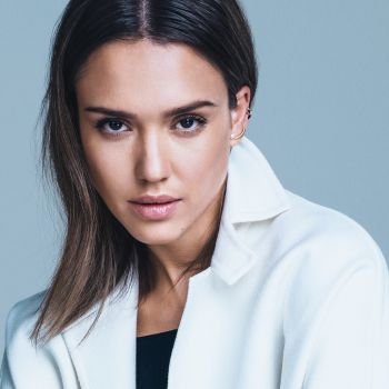 """Jessica Alba Plays a Little Game of """"Would You Rather"""" with Glamour"""