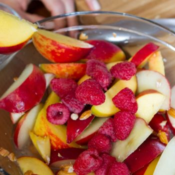 How to Make a Healthy Drunk Fruit Salad