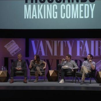 Judd Apatow, Nick Kroll, Whitney Cummings and More Comics at the Vanity Fair New Establishment Summit