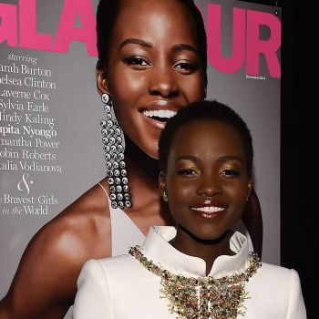 "Lupita Nyong'o on Her Drive to ""Always Strive for the Best"""