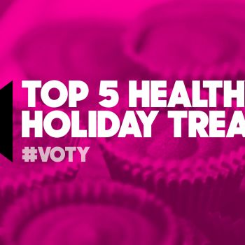 Indulge with These 5 Healthy Holiday Treats
