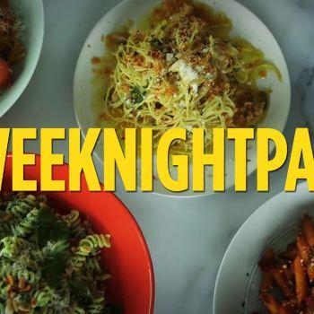 #WeeknightPasta