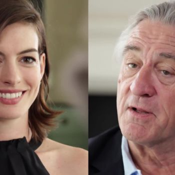 Anne Hathaway and Robert De Niro: What I Learned From Working with You
