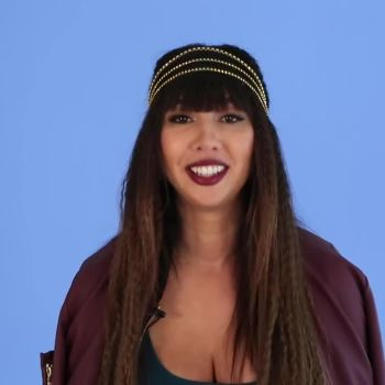 Watch OITNB's Jackie Cruz Share the 5 Things All Latina Moms Say to Their Daughters