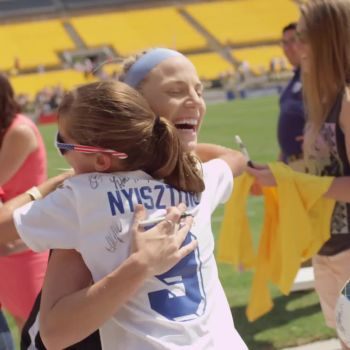 US Women's National Soccer Team and World Cup Champions: It's Not Just About the Soccer