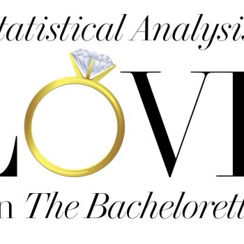 A Statistical Analysis of Love on The Bachelorette