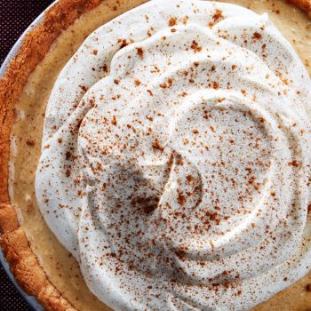 How to Make Pumpkin Icebox Pie for Thanksgiving