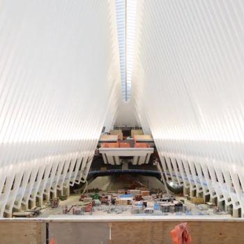 Santiago Calatrava Describes His Design For the Oculus