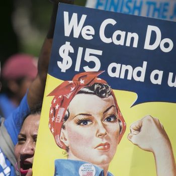 Starbucks Says It's Achieved Pay Equity For Women and
