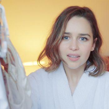 Emilia Clarke Has Lost Her Spanx