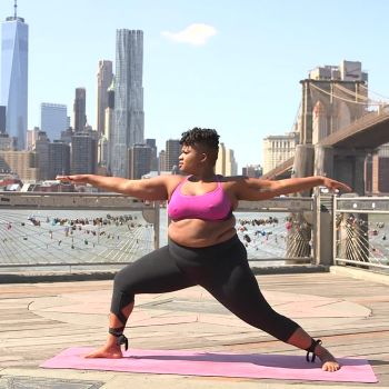 Body Activist and Yoga Instructor Jessamyn Stanley on Defying Yoga Stereotypes