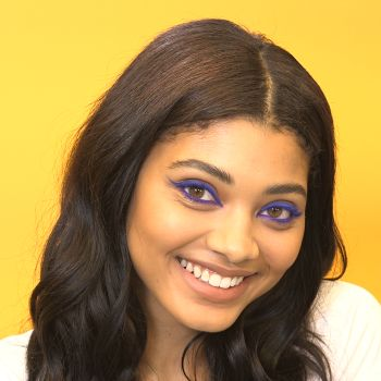 Fun Colorful Eyeliner with Beyoncé's Makeup Artist