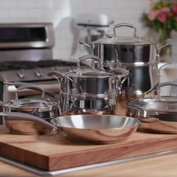 Introducing the Epicurious Cookware Line