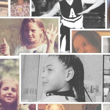 11 of Your Favorite Celebrities When They Were Kids