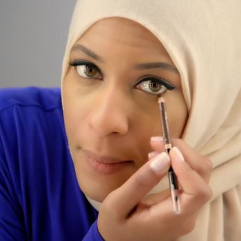 "Ibtihaj Muhammad's Mirror Monologue, Brought to You by COVERGIRL: ""When I Look Good, I Feel Good"""
