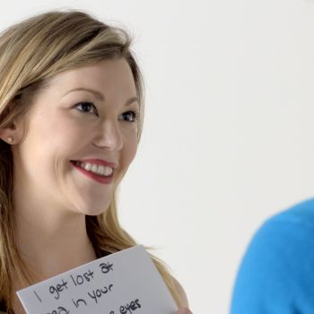 We Asked These People To Give Each Other Compliments