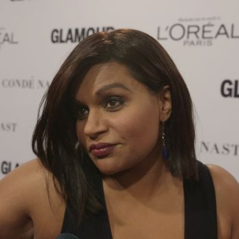 Mindy Kaling Wants to Smoke Weed With Rihanna