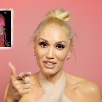 Gwen Stefani Gives Advice on How to Make Braces Look Cool