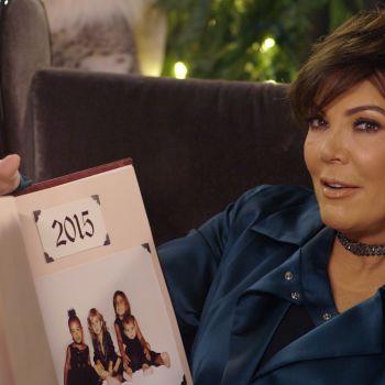 10 Years of Kardashian Christmas Cards