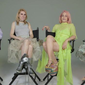 "How Well Does the Cast of ""Girls"" Really Know Each Other?"