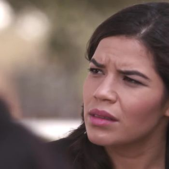 The Right to Choose: America Ferrera Considers the Looming Threat to Women's Health