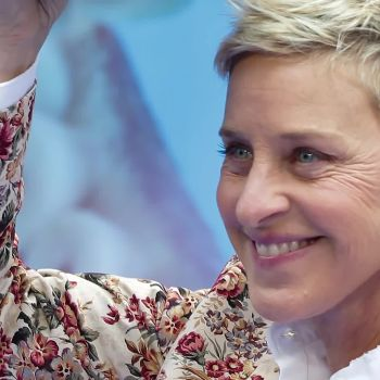 Ellen DeGeneres is Serious Feminist Goals