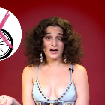 "Jenny Slate Weighs In on the Humble Brag, Prince Albert Piercings, and the Word ""Yass"""