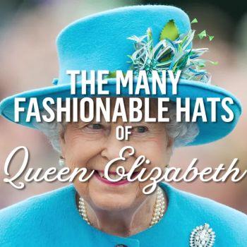 The Hats of Queen Elizabeth