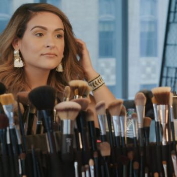 How Selfies Keep a Beauty-Obsessed Mother/Daughter Pair Connected