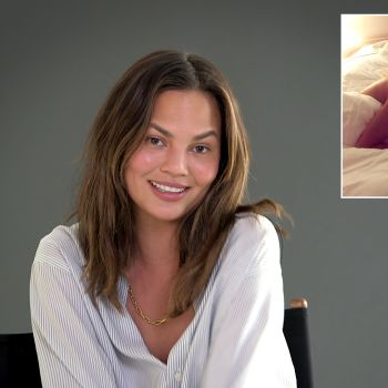 Chrissy Teigen Takes Us Behind the Scenes of Her Favorite Instagram Shots