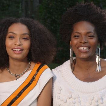 "Yara Shahidi on How Her Mom Has Always Taught Her to ""Own Your Space"""
