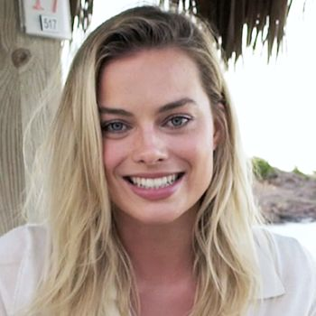 Margot Robbie Reads Inspirational Quotes