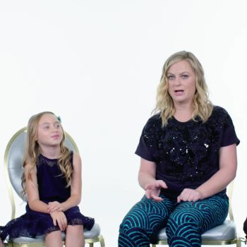 Will Ferrell and Amy Poehler Get Interviewed by Kids