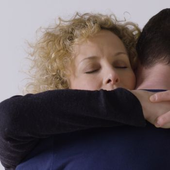 Cheating Couple Hugs For 4 Minutes Straight