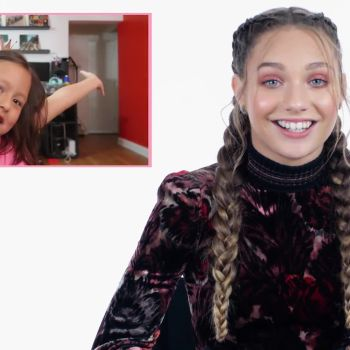 Maddie Ziegler Reveals Her Celeb Crush and Biggest Inspiration