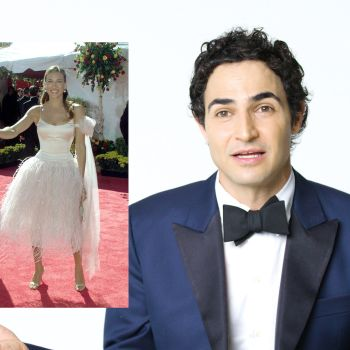 Emmys Red Carpet History with Zac Posen