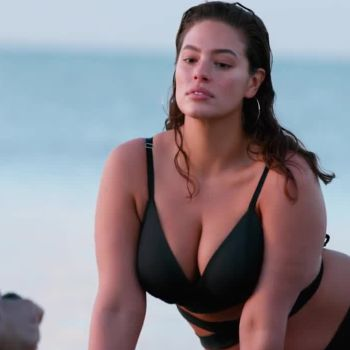 What Ashley Graham Was Really Thinking at Her Cover Shoot