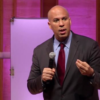 Senator Cory Booker Talks About the Importance of Doing Good for Others