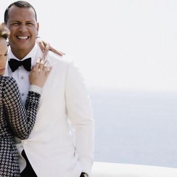 Jennifer Lopez and Alex Rodriguez's Vanity Fair Cover Shoot