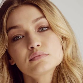 Stare Into Gigi Hadid's Eyes For Four Minutes