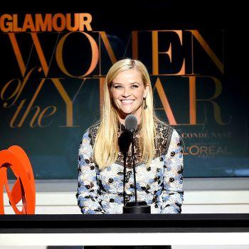 Outstanding Glamour Women of the Year Award Winners