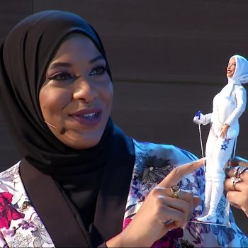 Ibtihaj Muhammad is The First Hijab-Wearing Barbie