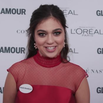 Ruby Karp Interviews the Biggest Stars at Glamour's Women of the Year Awards