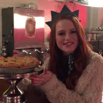 Watch Madelaine Petsch Give A Tour of the Riverdale Set